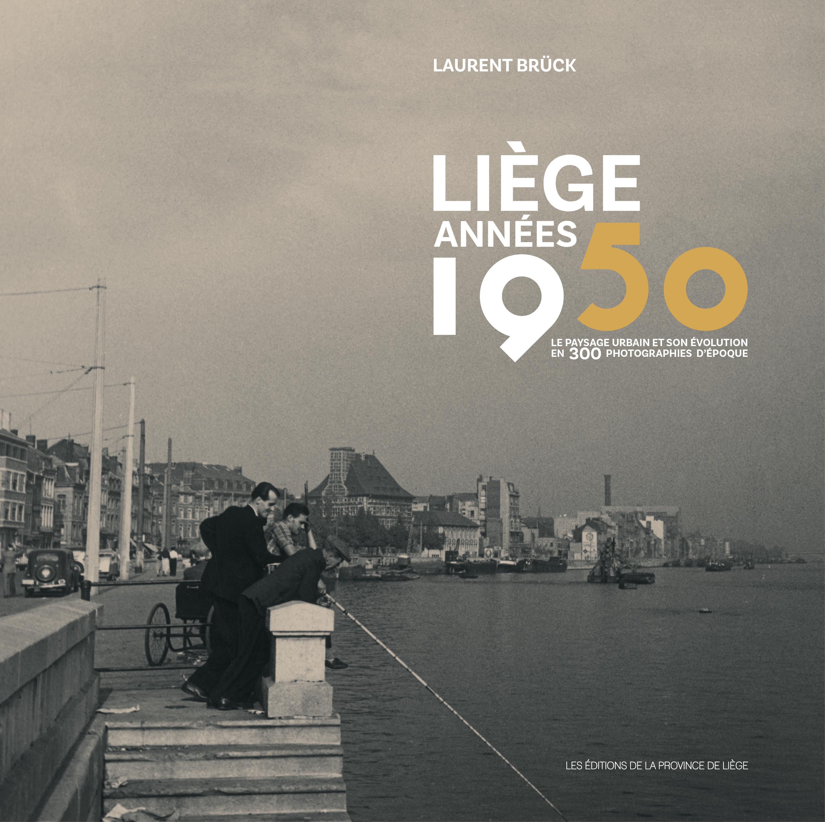 Liège années 1950