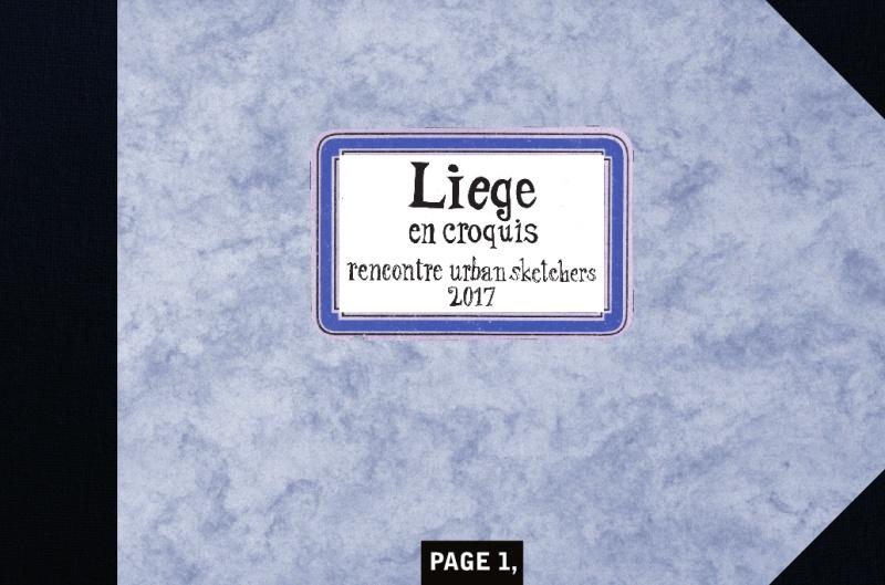 Liège en croquis