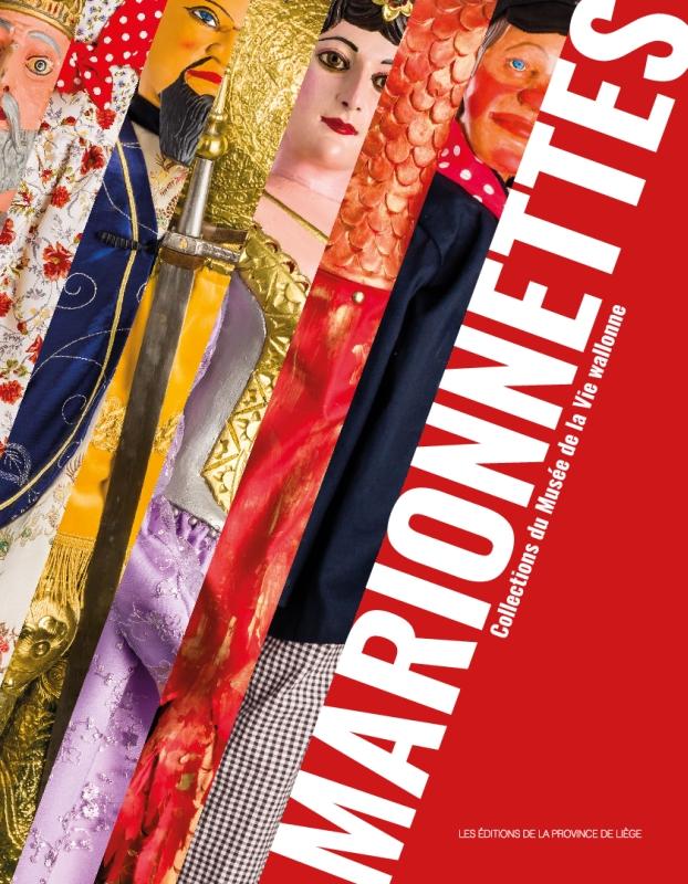 Marionnettes : Collections du Musée de la Vie wallonne